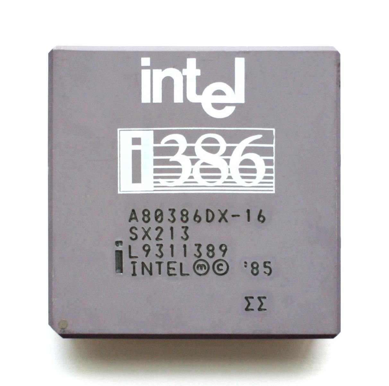 intel-80386