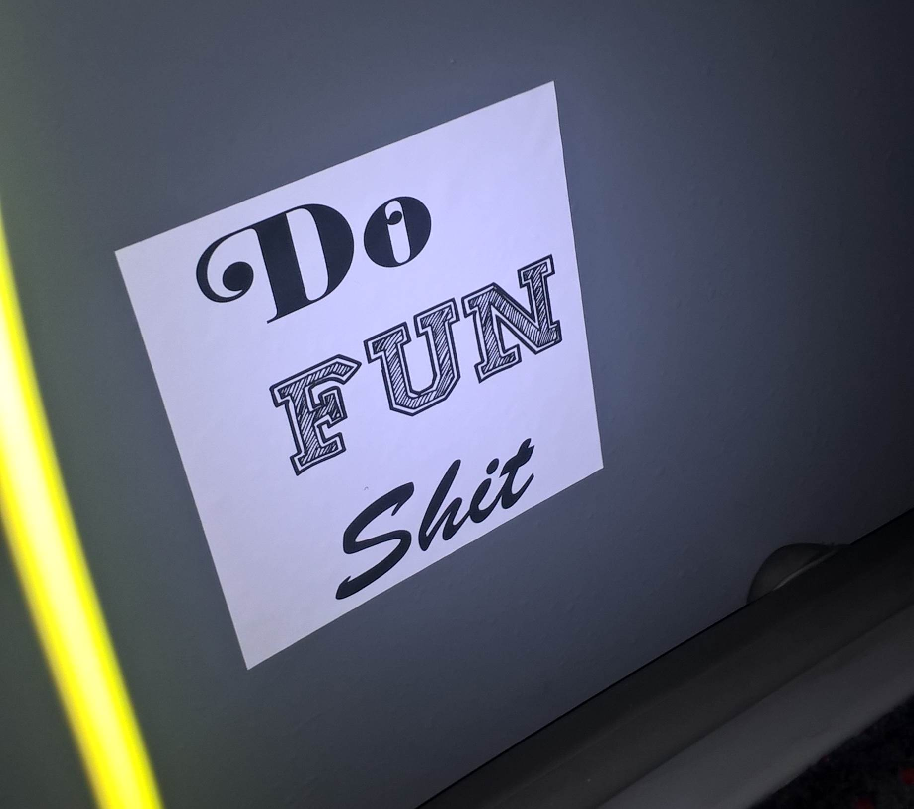 do-fun-shit