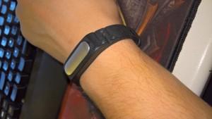 Xiaomi Mi Band mit alternativem Armband