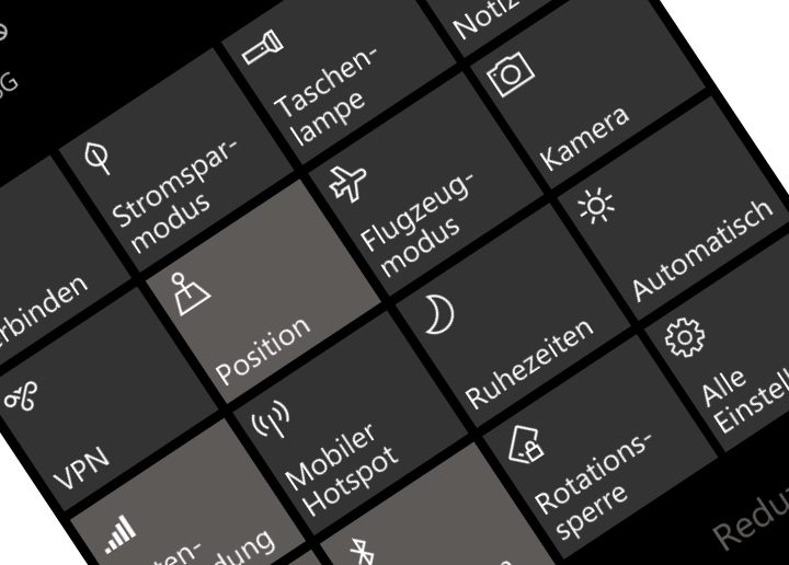 action-center-windows-mobile