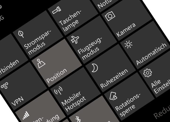 action-center-windows-mobile