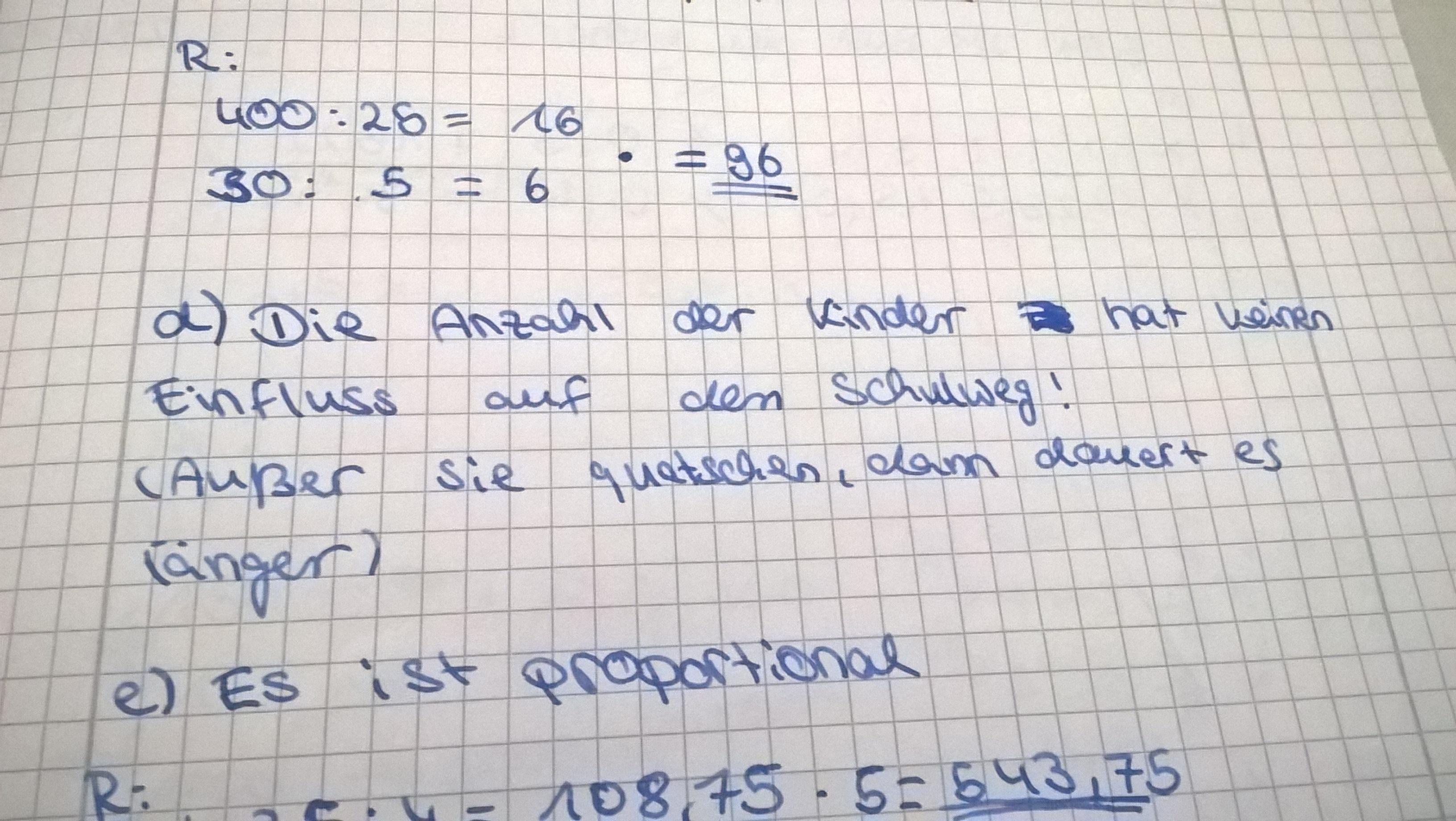 proportional-linear-ganz-egal