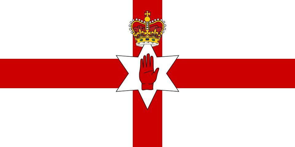nordirland-flagge