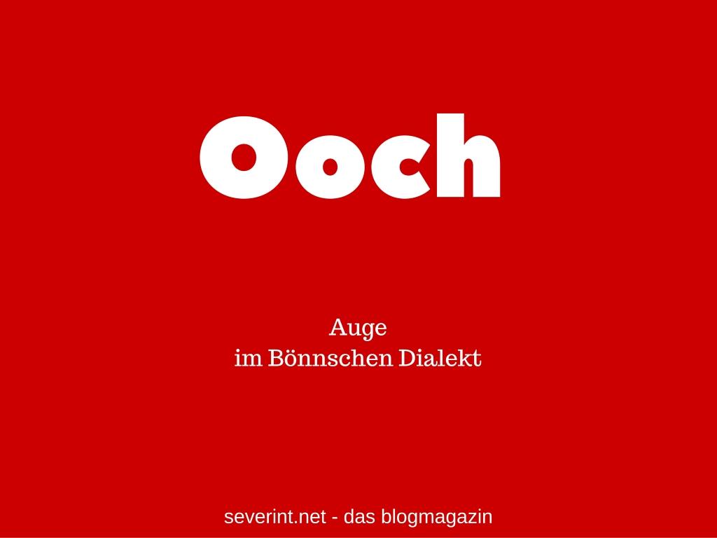 ooch-boennsch