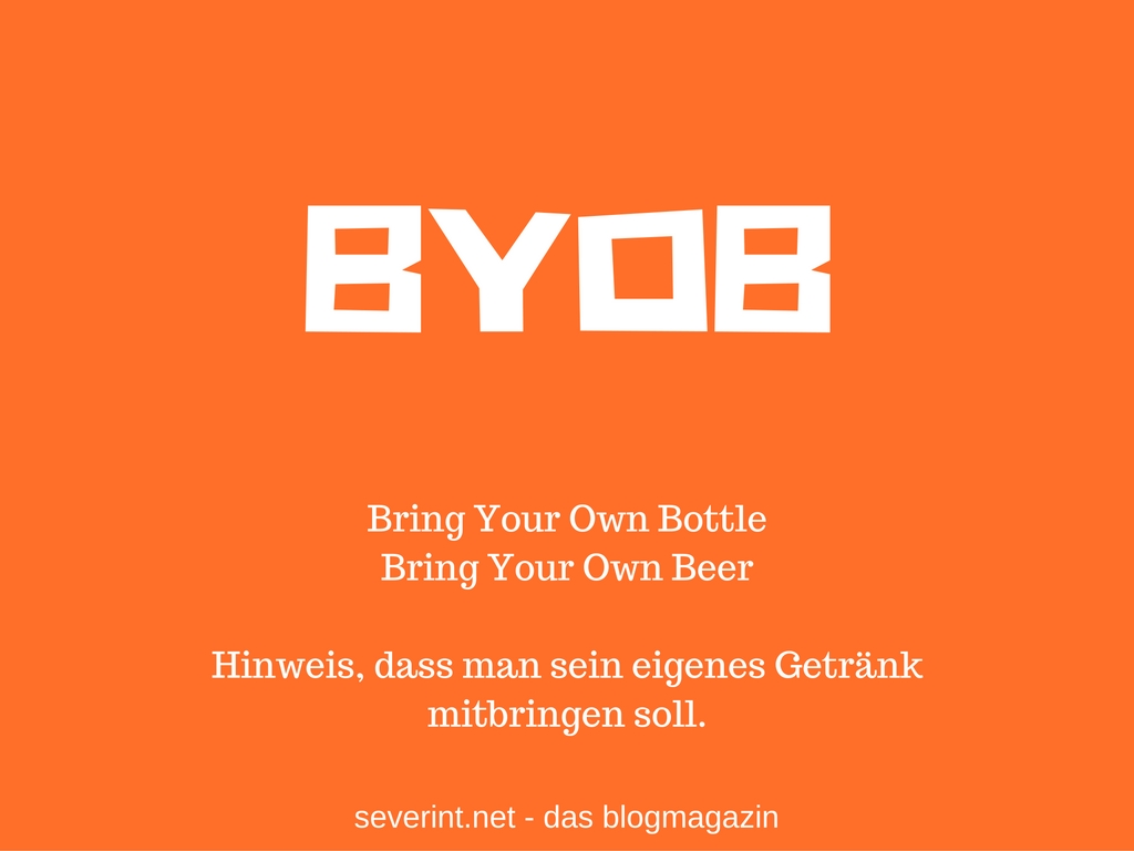bring-your-own-bottle
