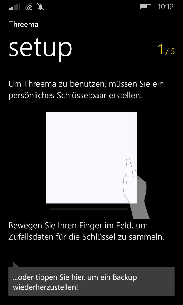threema-schluessel-erstellen