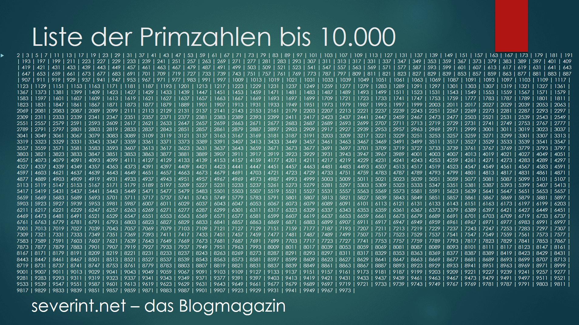 liste-der-primzahlen-bis-10000