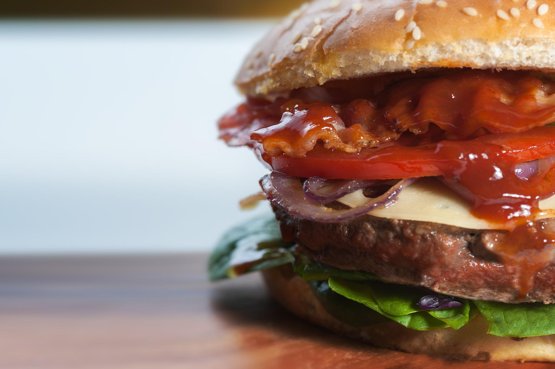 kohlenhydrate-fette-protein-brennwert-hamburger