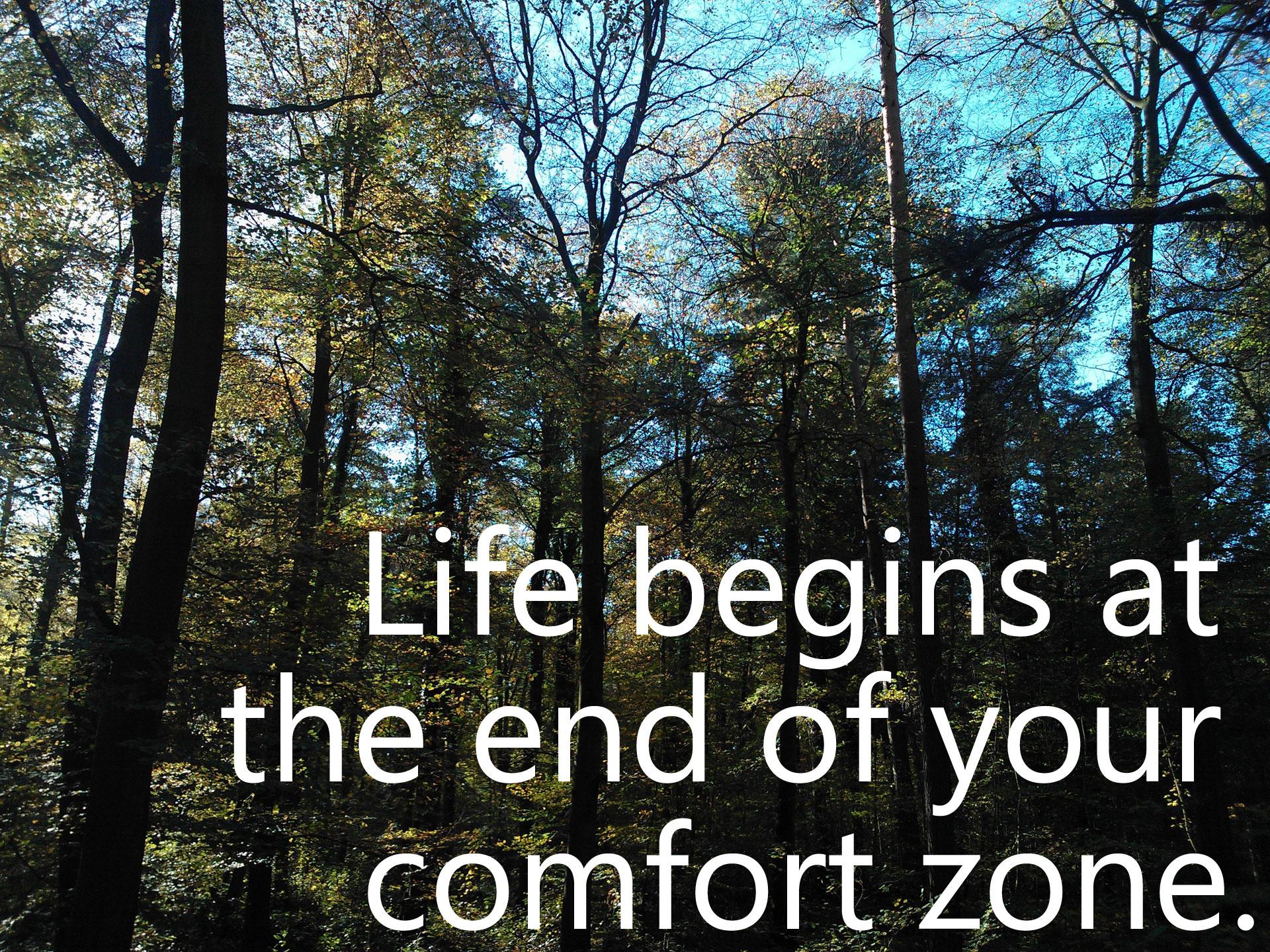 life-comfort-zone