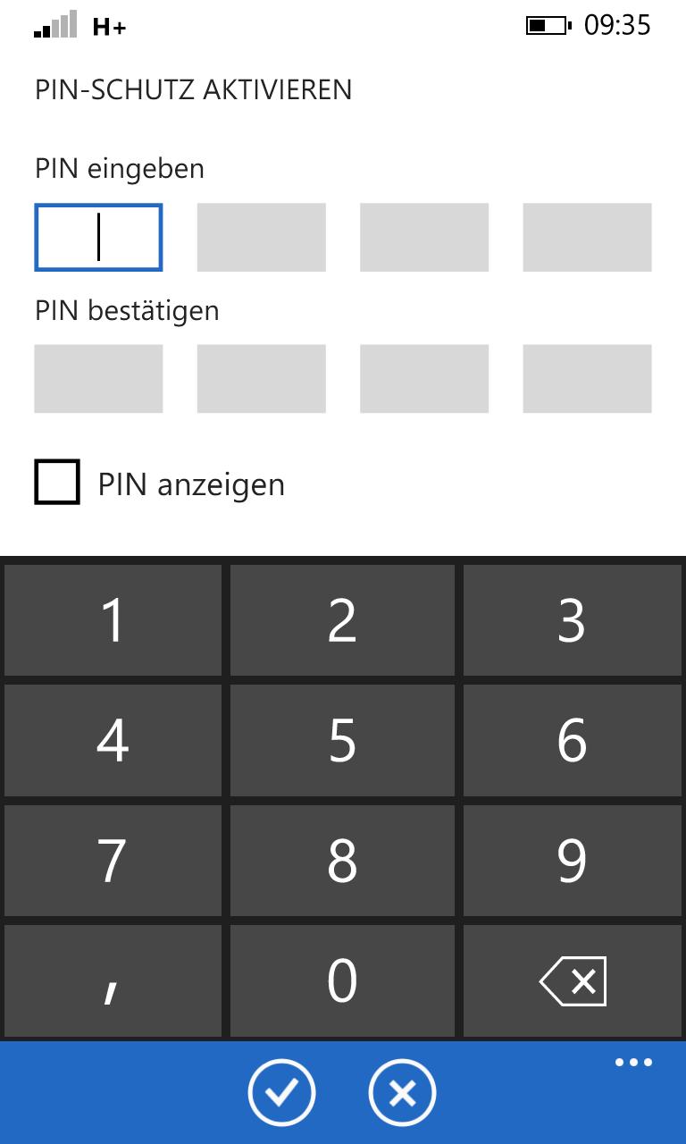 gmx passwort ändern app