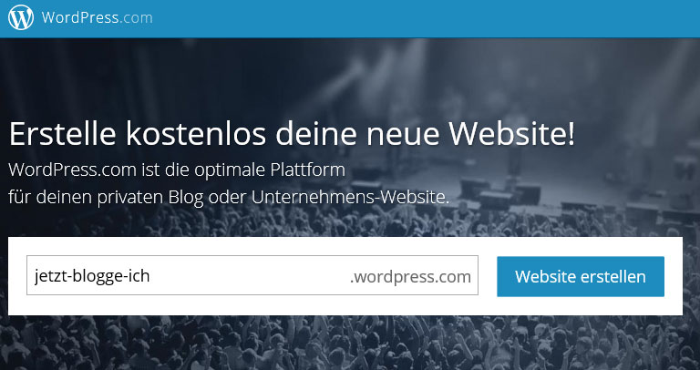 wordpress-bloggen