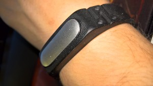 Xiaomi Mi Band mit alternativem Armband