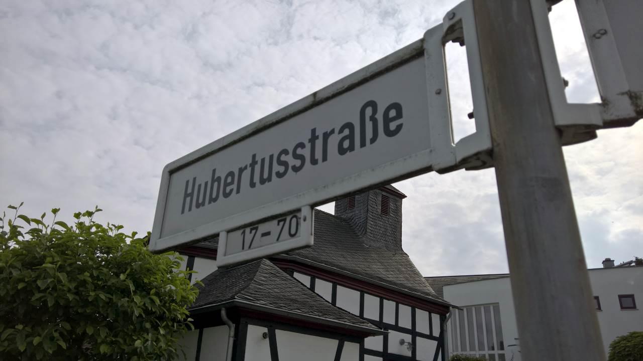 hubertusstrasse