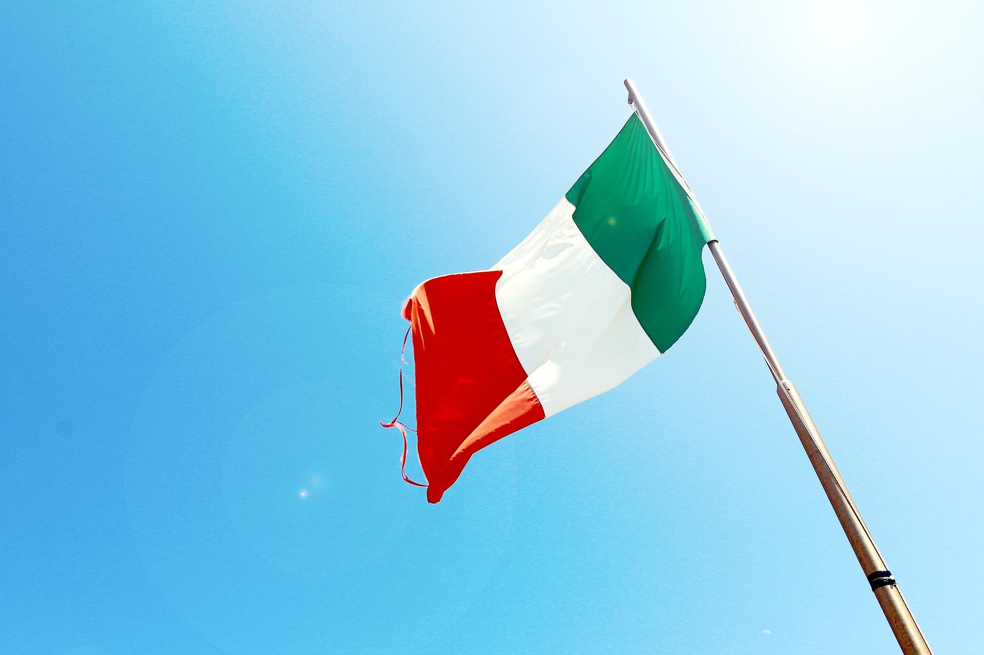 italien-fahne