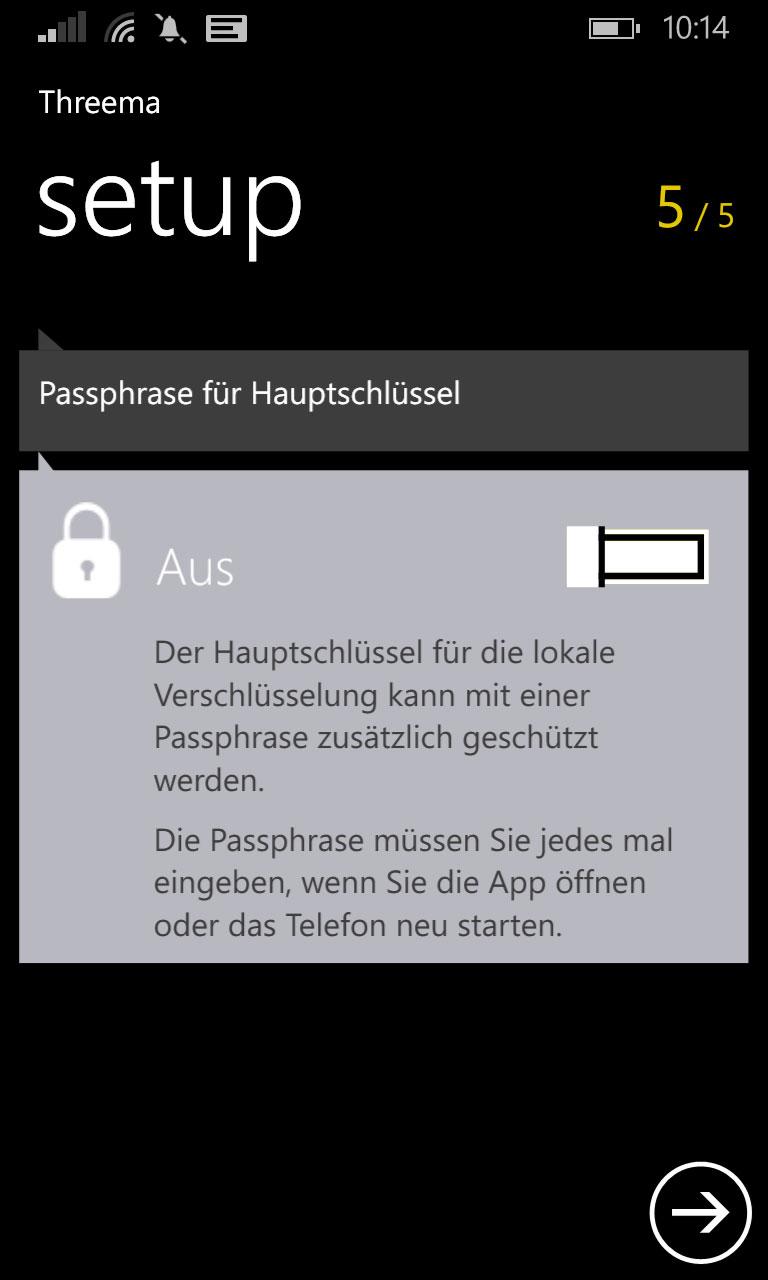 threema-passphrase