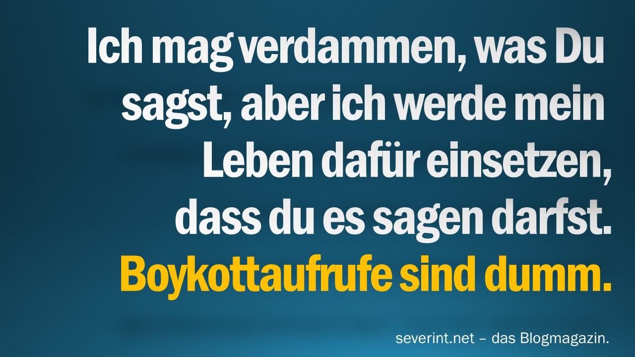 meinungsfreiheit-boykottaufrufe