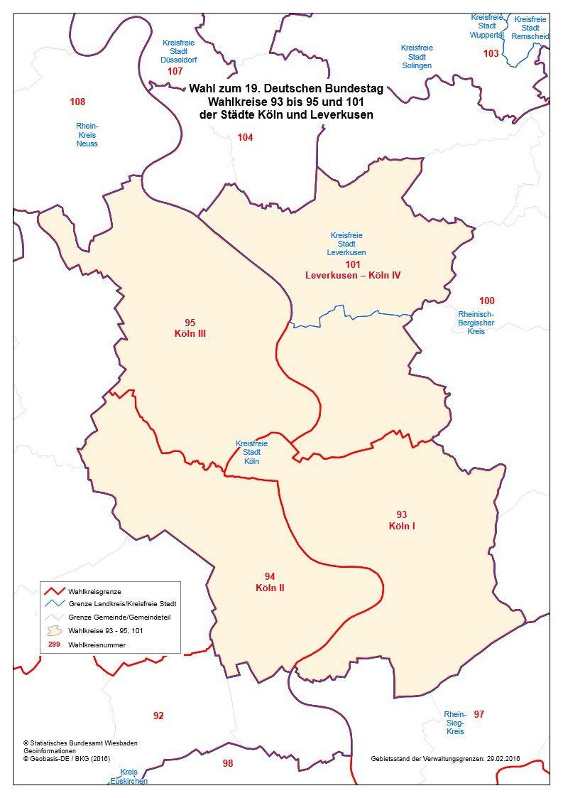 Wahlkreis Köln Iii