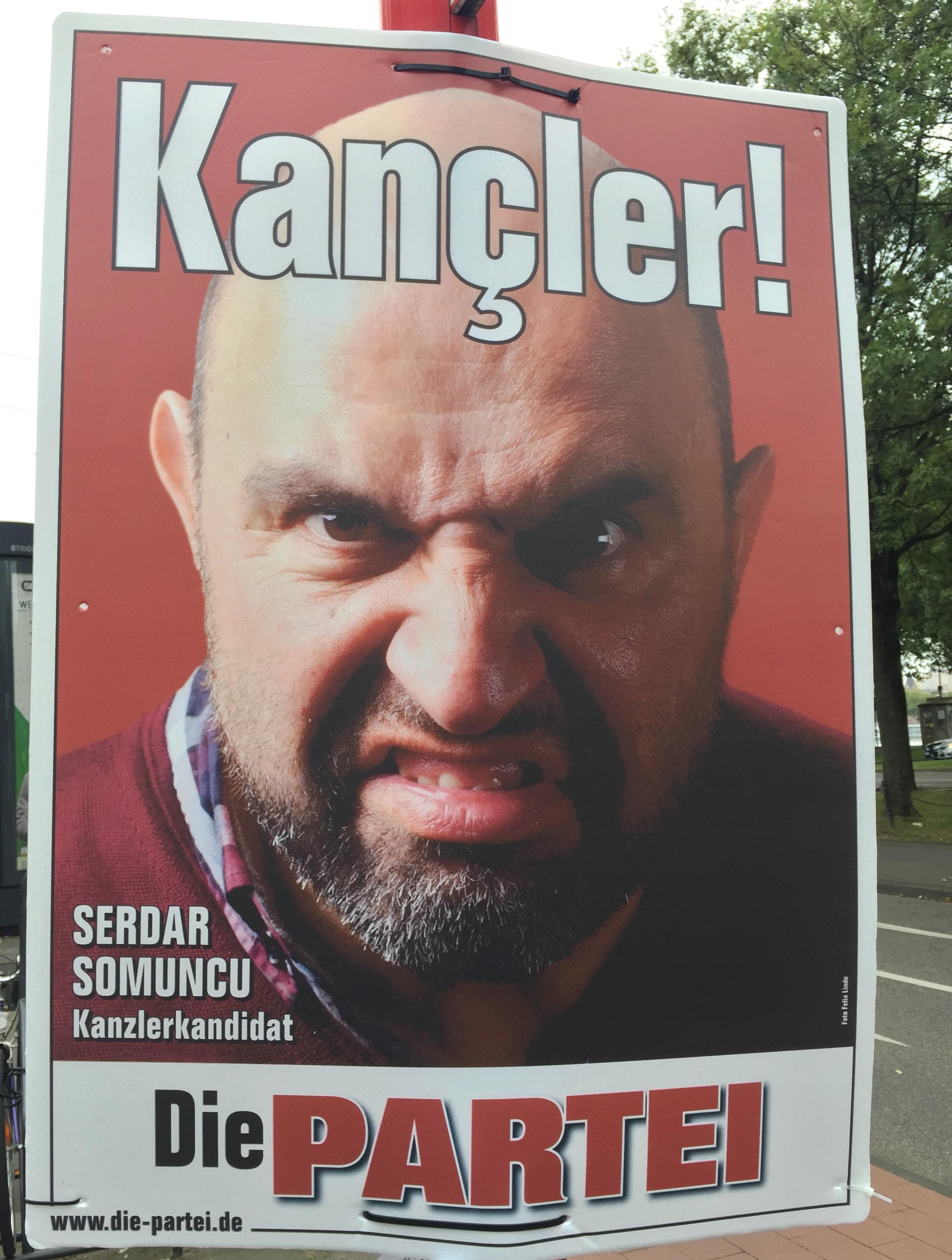 Serdar Somuncu Die Partei