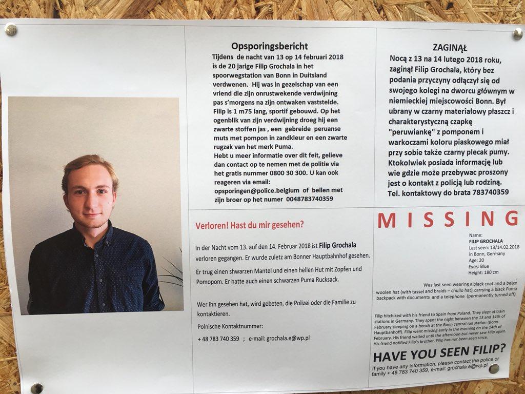Atemberaubend Vermissten Poster Ideen - Bilder für das Lebenslauf ...