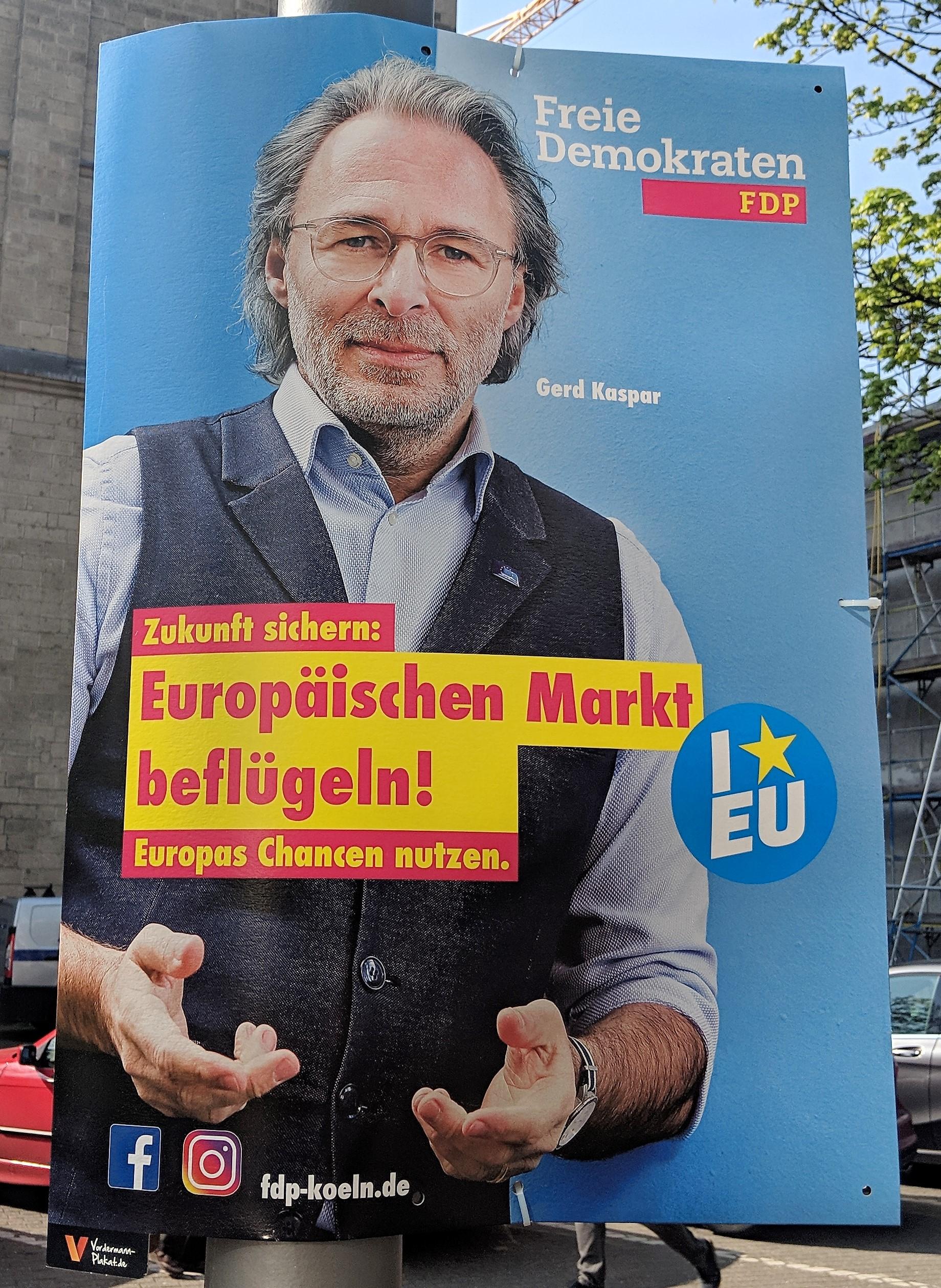 Fdp Plakate