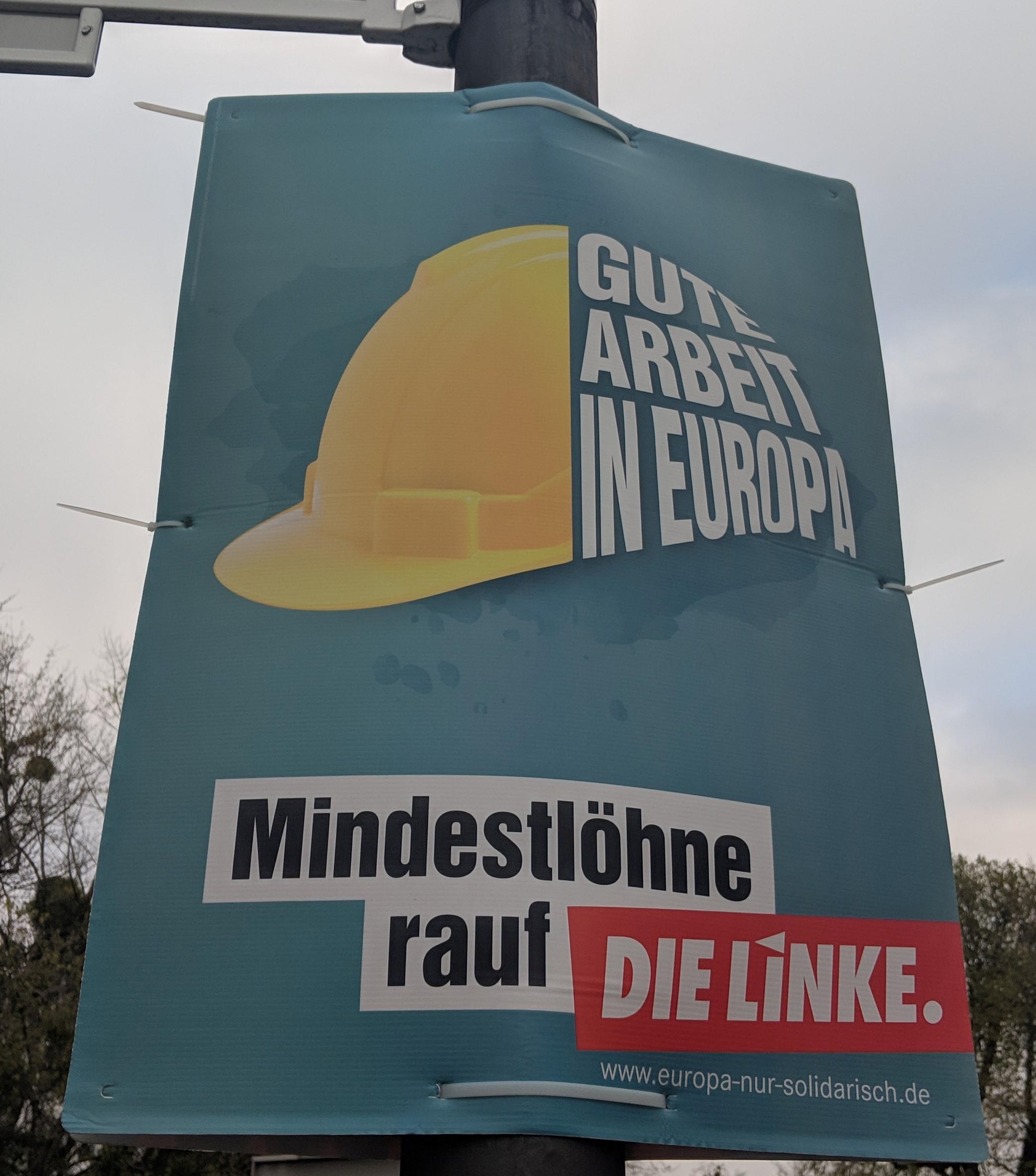 Europawahl 2021 Die Linke